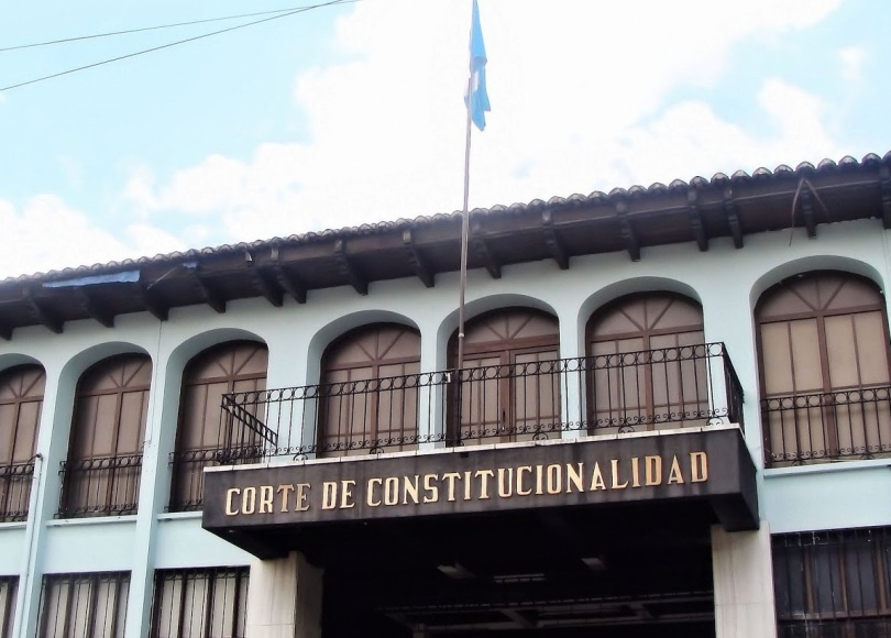 Está desintegrada la Corte de Constitucionalidad? – Página oficial de Edgar Ortiz Romero